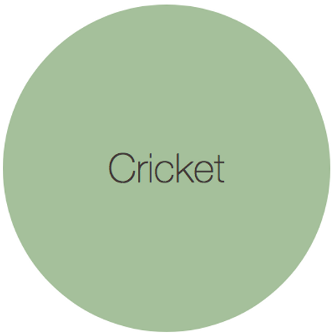 Earthborn Eco Chic - Cricket