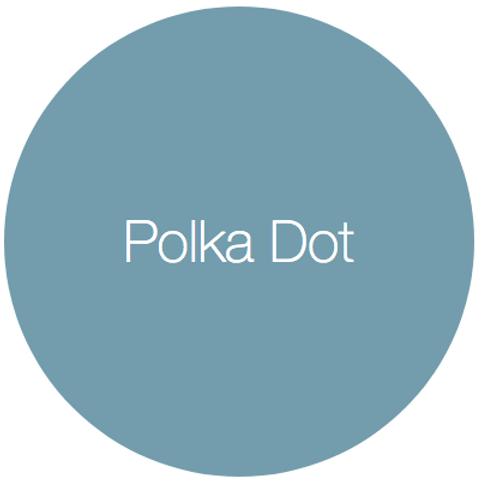 Earthborn Eggshell No17- Polka Dot