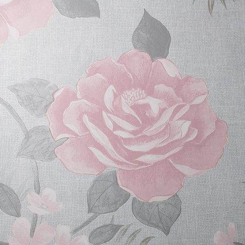 Darcey James Rosalind Pink/Grey