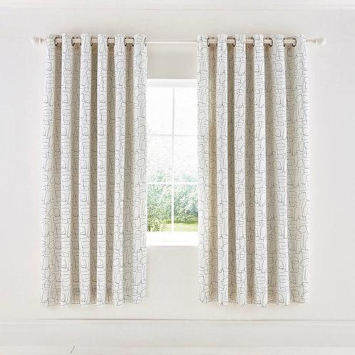 Scion Composition Putty Curtains
