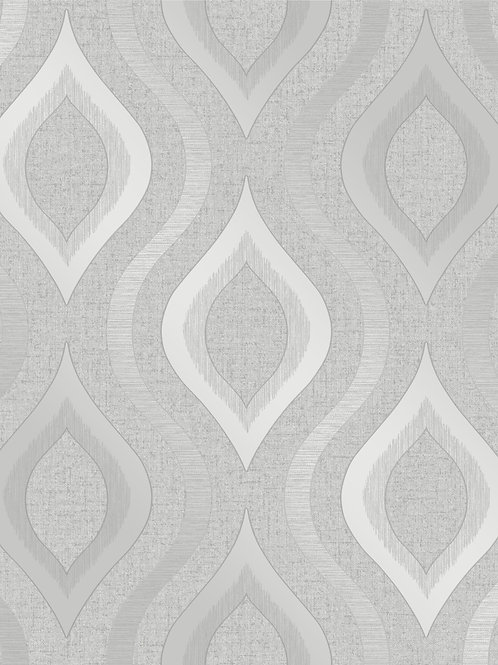 Quarts Geo - Silver