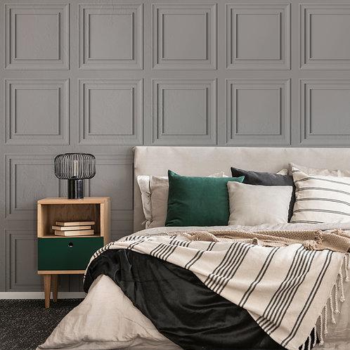 Wood Panel Grey