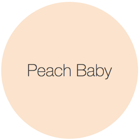 Earthborn Eggshell No17- Peach Baby