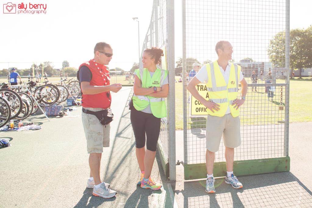 Volunteer, event director and BTF Referee 2