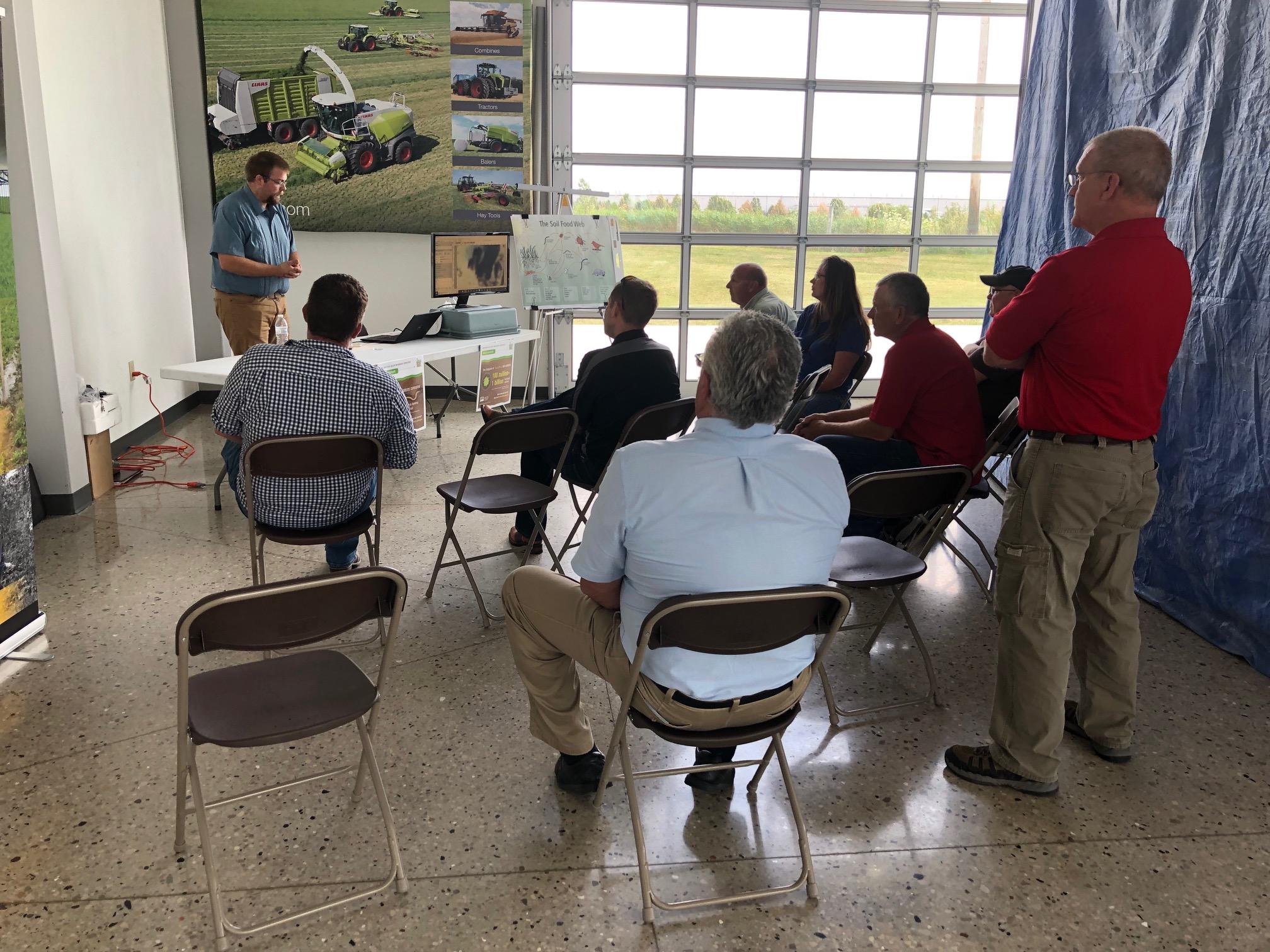 Soil Health Stations