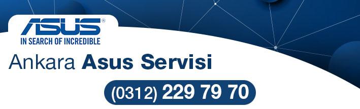 Ankara Asus Servisi