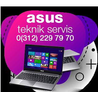 Asus Laptop ve Notebook Teknik Servisi Ankara