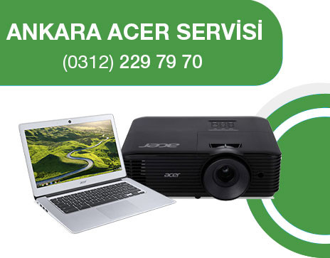 Acer Projeksiyon, Laptop Tamir Servisi, Ankara