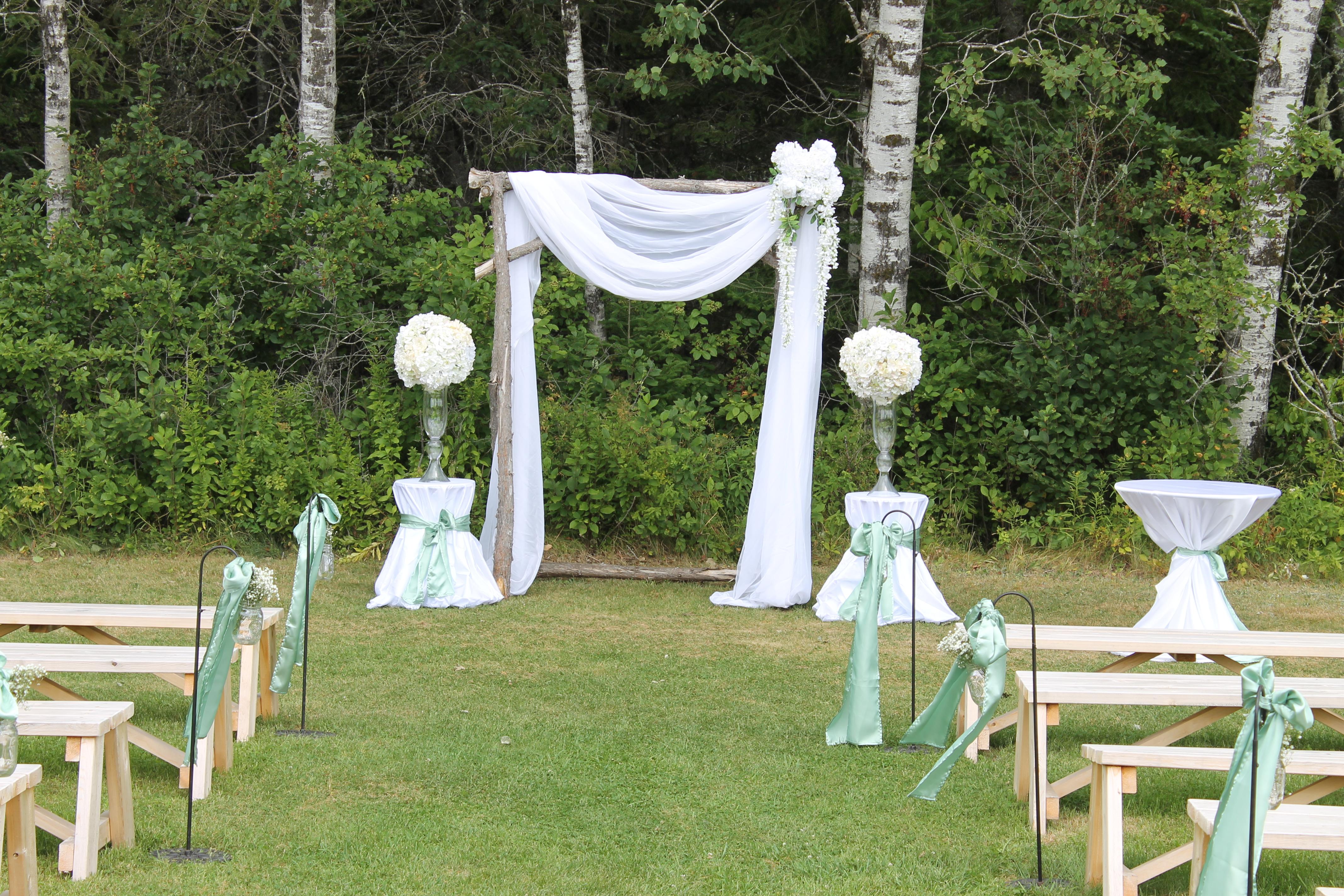 ticklebelly hill wedding