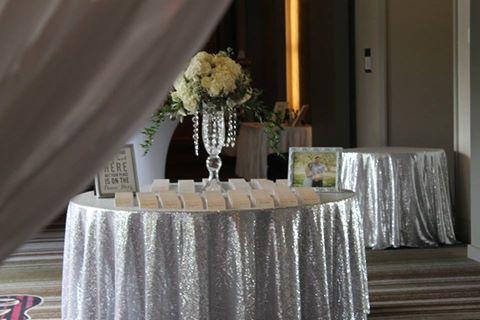 Delta fredericton wedding decor exclusive events