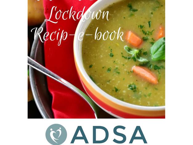 Nutrient Dense Lockdown Recip-e-book