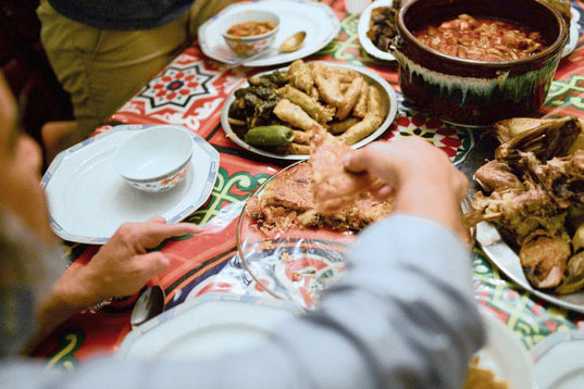 Meal planning is essential to avoid overeating during Ramadaan