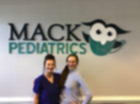 Dr Mack and RN Breyana Guzman.JPEG