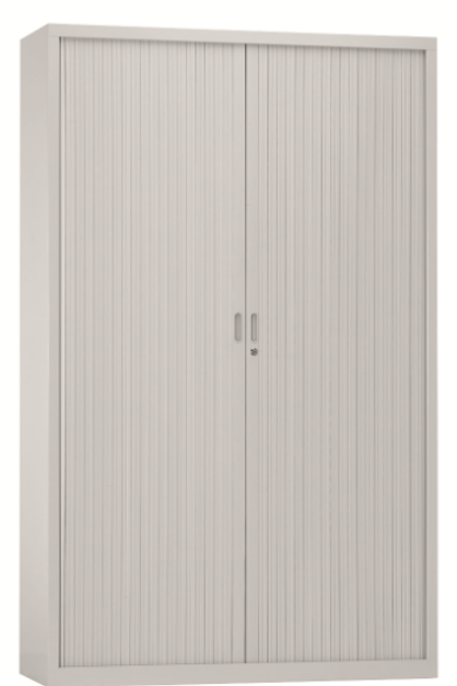 Armário portas persianas