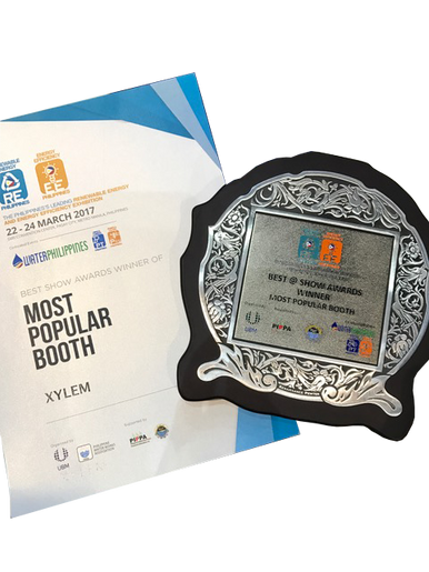 Best Popular Booth Award