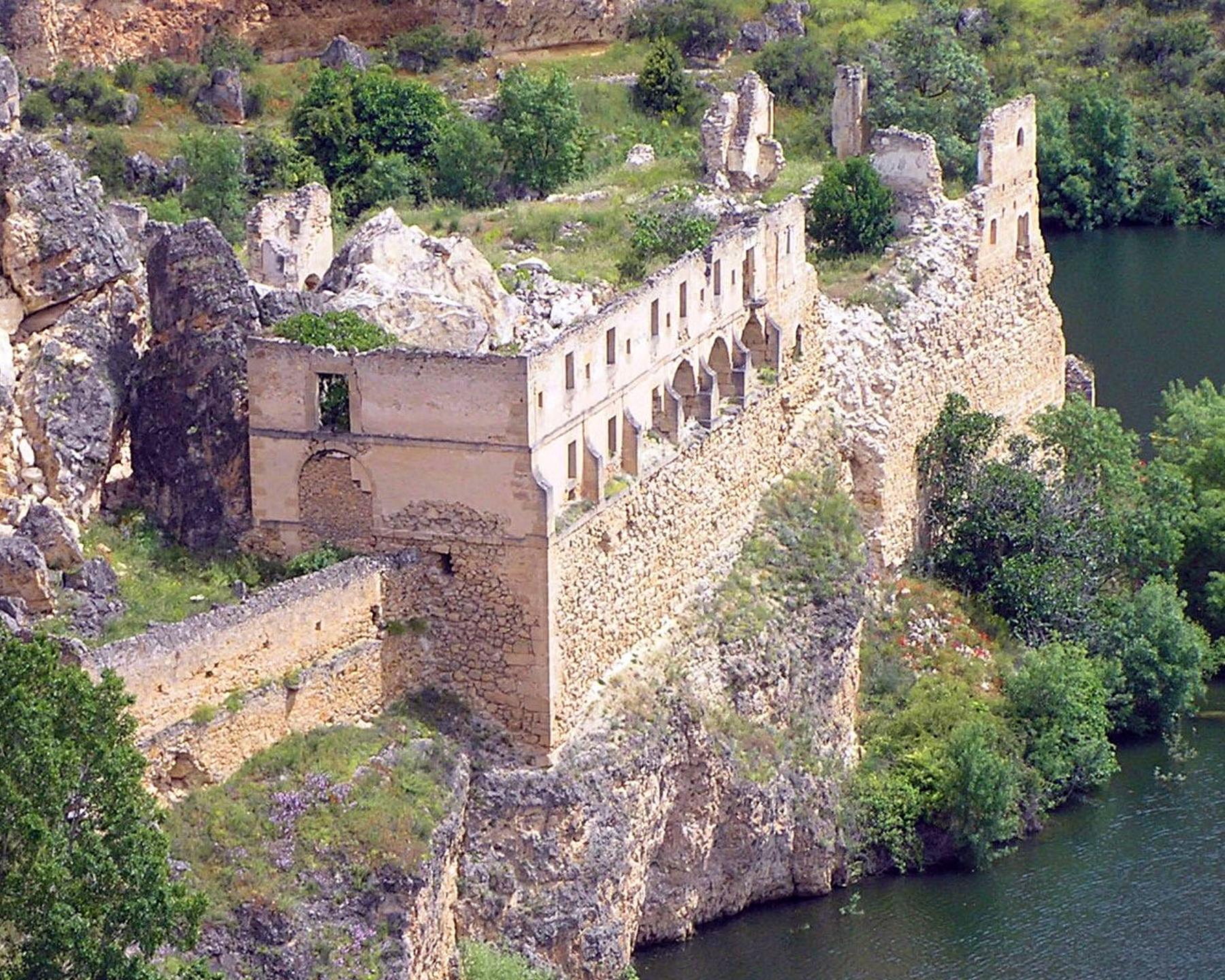 Convento de La Hoz.