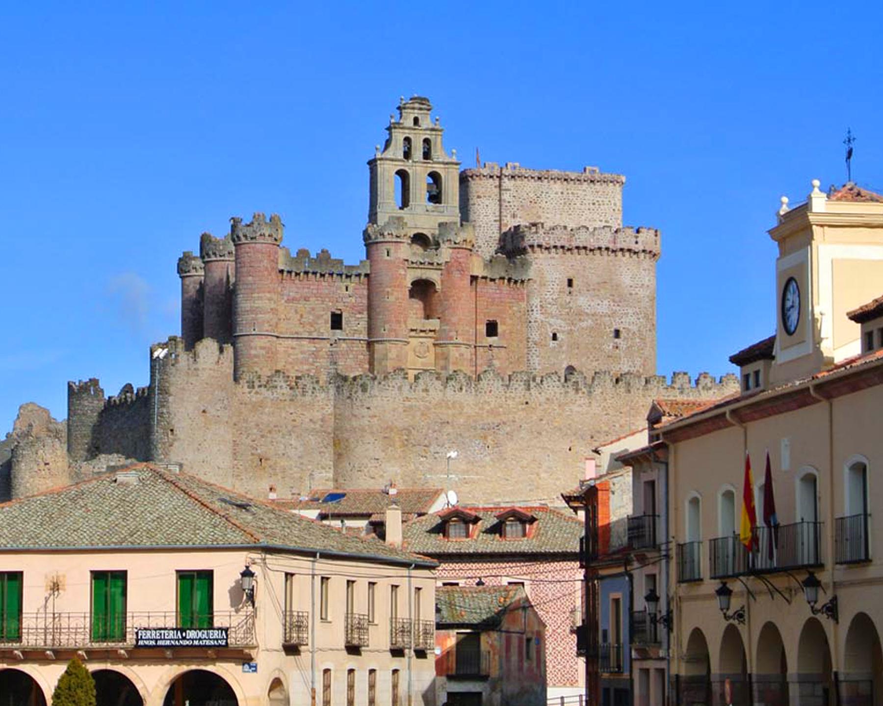 Castillo de Turégano.
