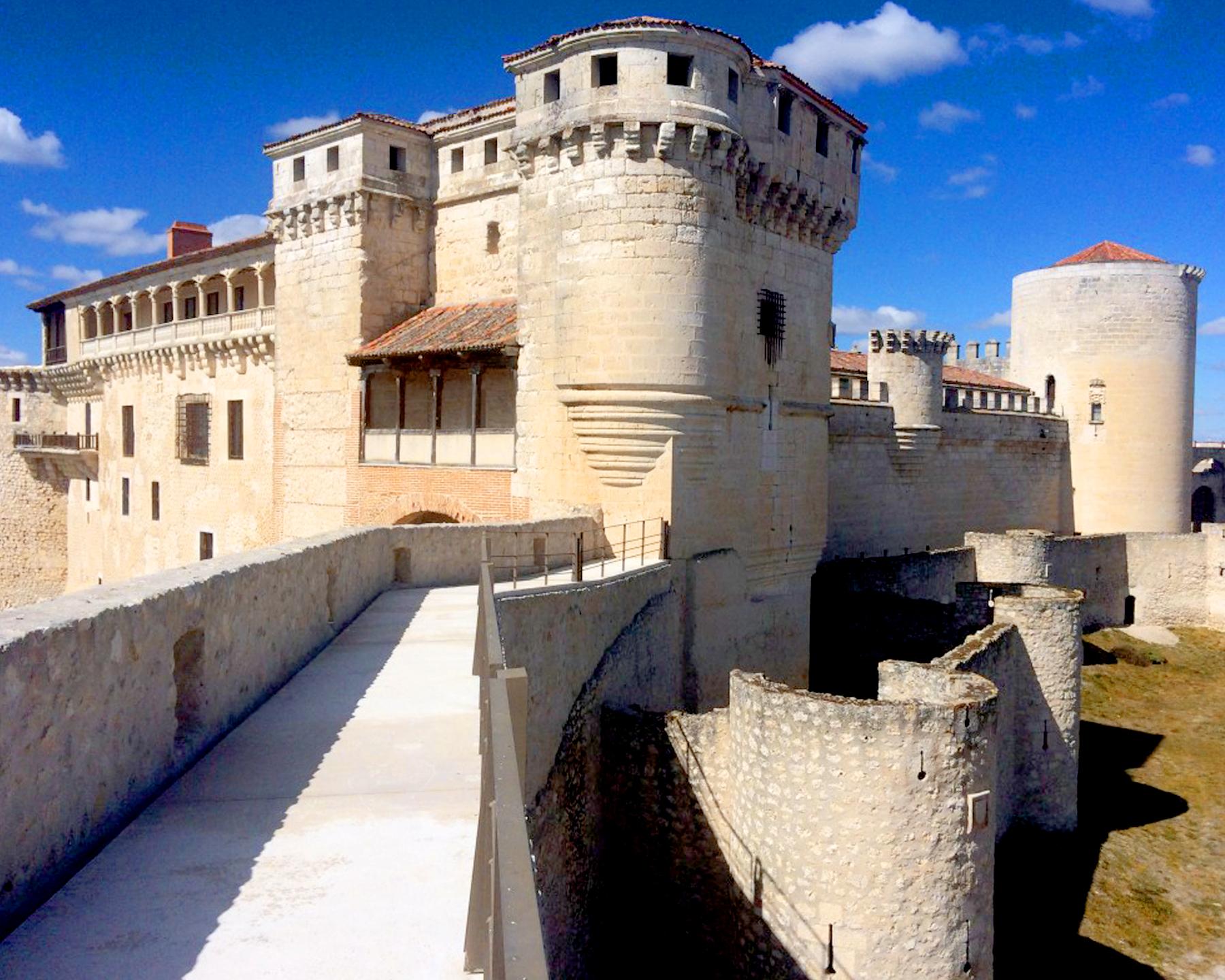 Castillo de Cuellar.