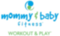Mommy and Baby Fitness logo