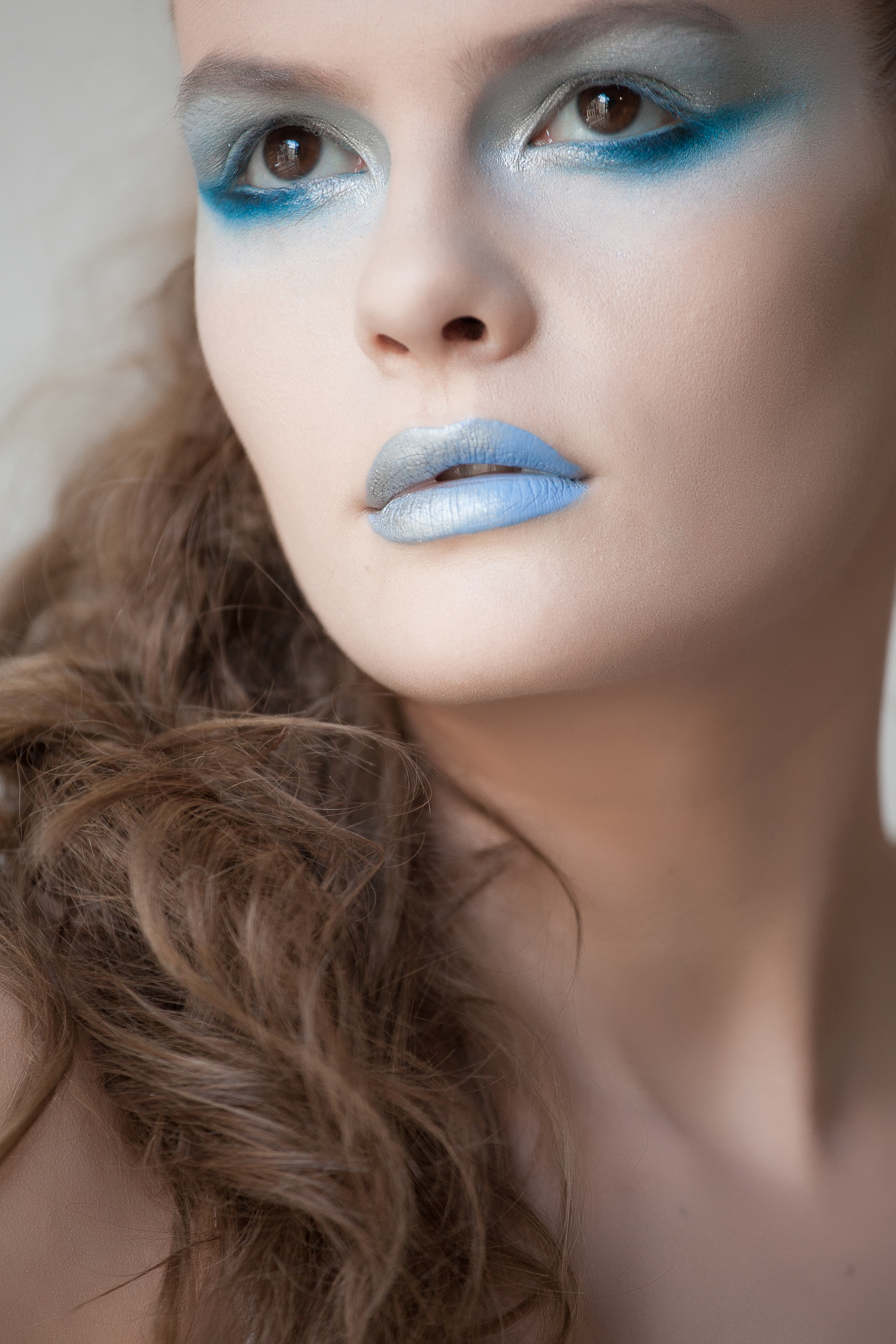 maquillage glacial