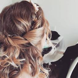 coiffure wavy