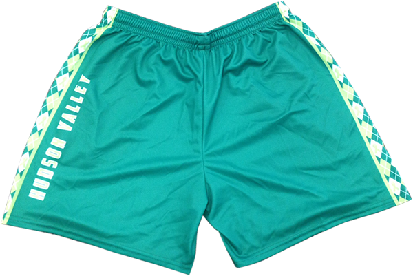 lacrosse sublimated womens shorts