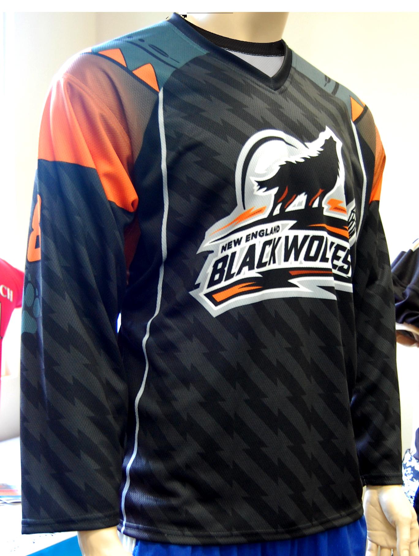 Box Lacrosse Jersey