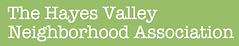 Logo - Hayes Valley Neighborhood Associa