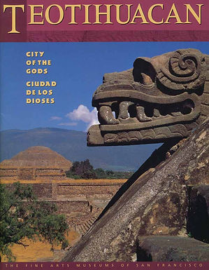 Teotihuacan: City of the Gods / Ciudad de los Dioses