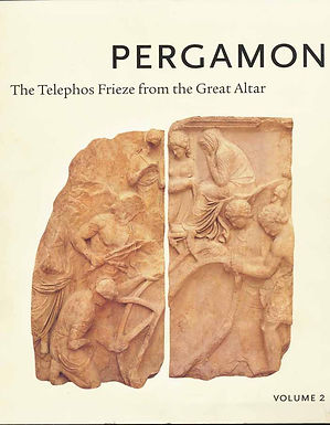 Pergamon: The Telephos Frieze from the Great Altar, Volume 2