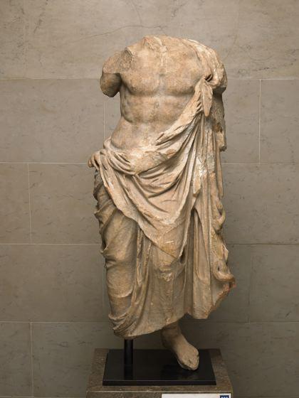 Statue of Asklepios