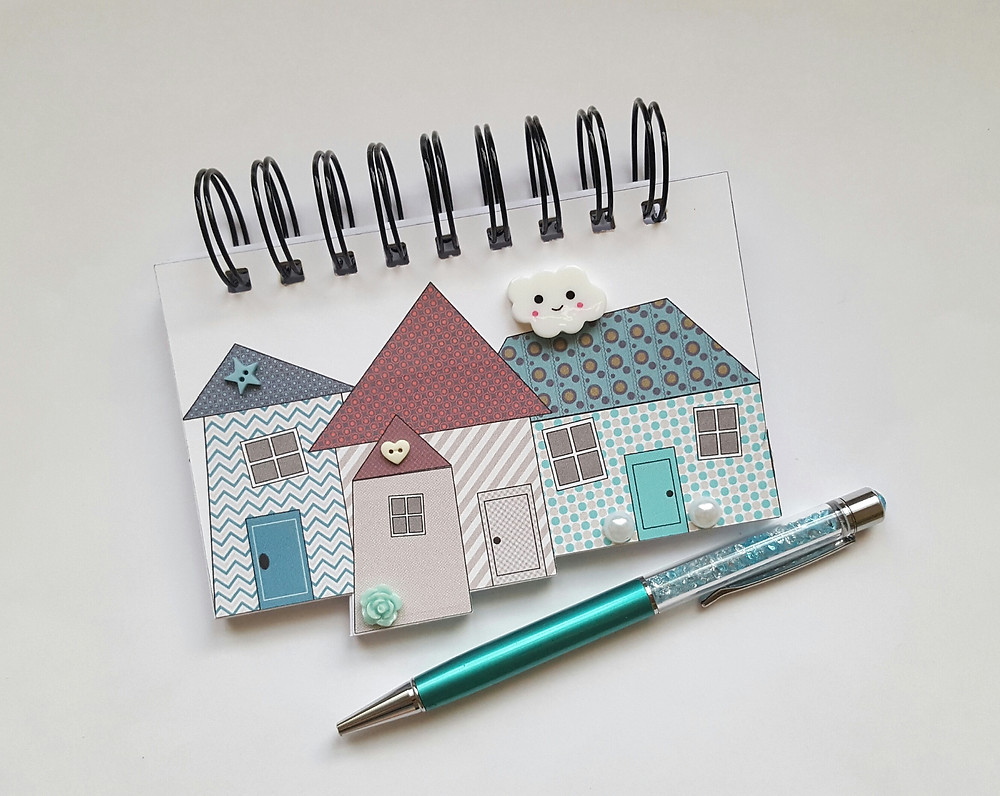 Wonky Houses Mini Album