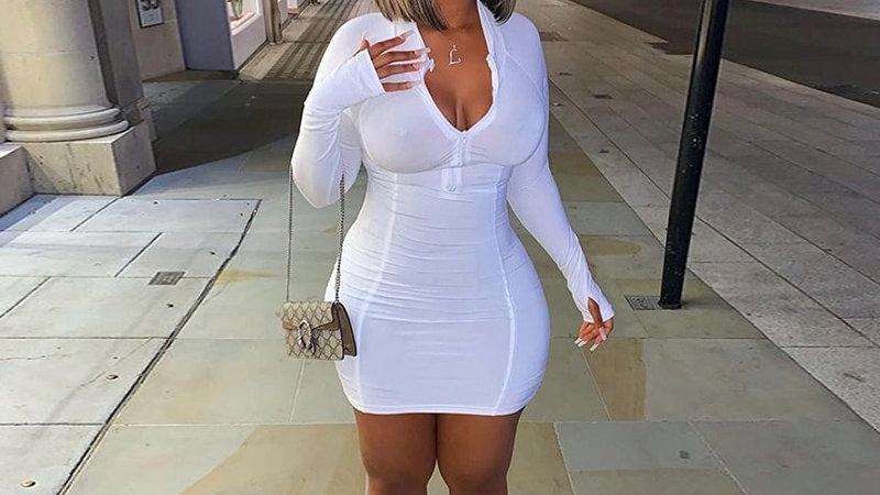 Long Sleeve Mini