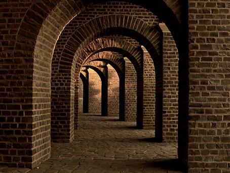 The Faithful Build Eternity, a Brick at a Time