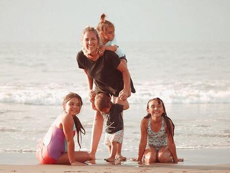 Vacaciones con niñ@s