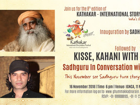 Kissey, Kahani with the Mystic: Mohit Chauhan In Conversation with Sadhguru