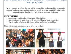 Kathakar Invited Sessions