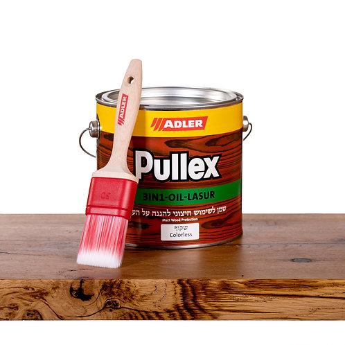 Oil brush Adler 50mm - מברשת השמת שמן 50 ממ