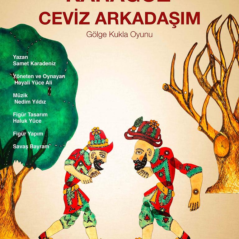 Karagöz my Walnut Friend / Karagöz Ceviz Arkadaşım - Turkey / Türkiye