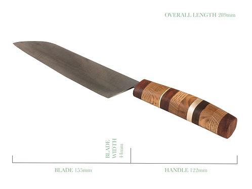 The Bandito Traditional Santoku