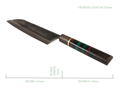 The Dark Forest Santoku