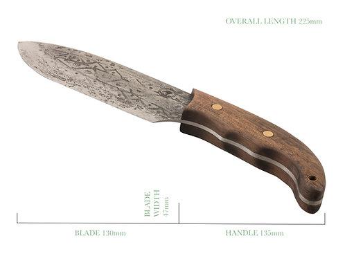 The Cave Scratcher Camp Knife