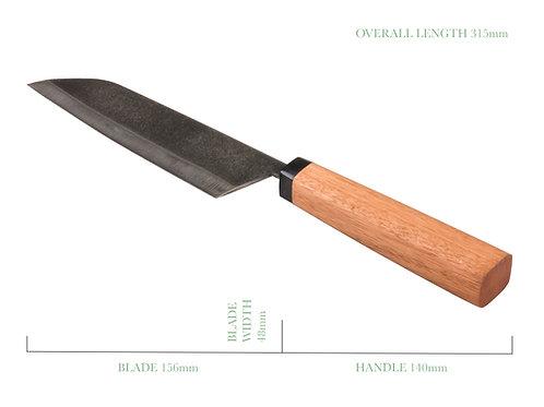 The Hardliner Traditional Santoku
