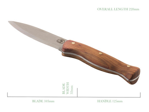 The Bushwhacker Outdoor Knife