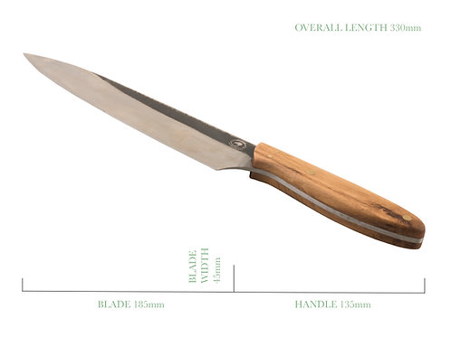 Under the Staircase French Chefs Knife