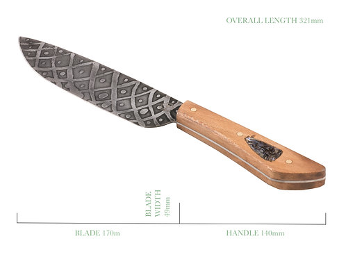 Camelot Chef Knife