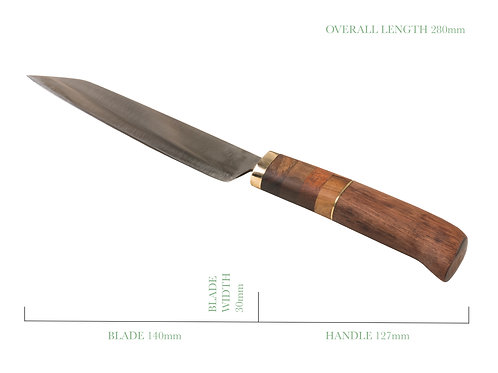 The Ocelot Kitchen Paring Knife