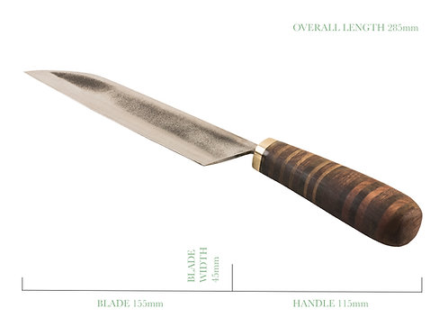 The Honey Dipper Traditional Santoku