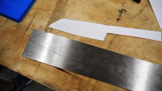 Knife Making Workshops in Action