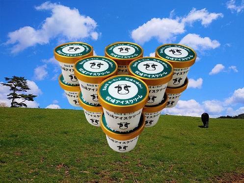 モーランドアイスクリーム(バニラ)12個セット